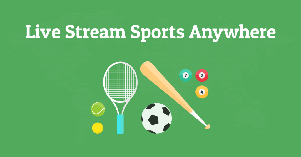 Subscription 'live' sports streaming can be found here with the best streaming provider